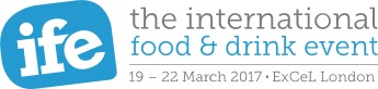 THFD exhibit at IFE 2017 The International Food & Drink Event